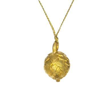 Pippa Small - Salak Fruit Pendant Necklace in New Necklaces at TWISTonline