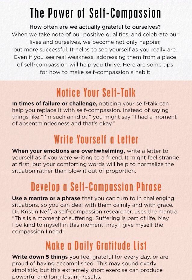 Image result for self compassion ideas