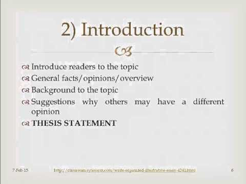 define structure of an essay After the introduction come the body paragraphs they usually take up most of the essay paragraphs contain three main sections: the main point, support, and transitions.