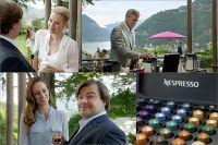 Nel nuovo spot Nespresso, girato sul lago di Como, il comico americano Jack Black affianca George Clooney insieme a due splendide modelle/attrici