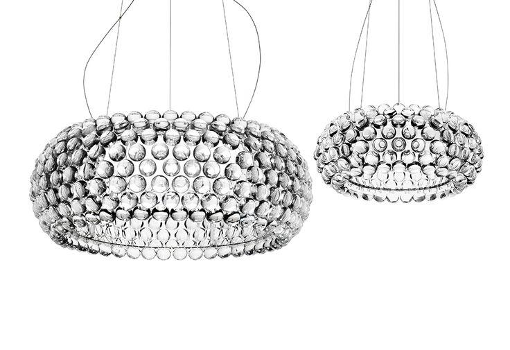 Caboche pendant designed by P. Urquiola and E. Gerotto at twentytwentyone