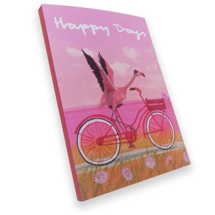 Happy Days A5 Notebook