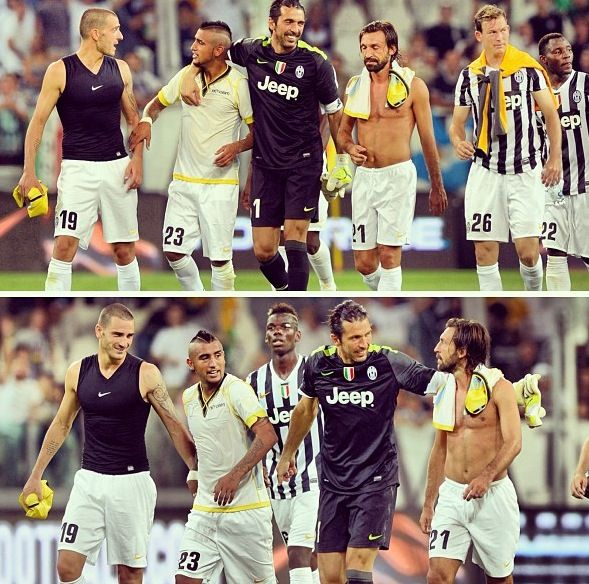 Juventus#the best#boys!