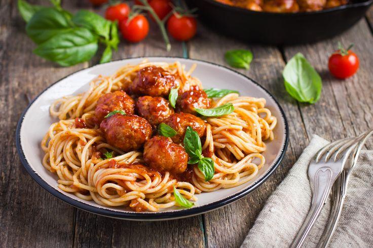 Израильские ученые: на ужин нужно есть спагетти и булочки | Фото: Thinkstock