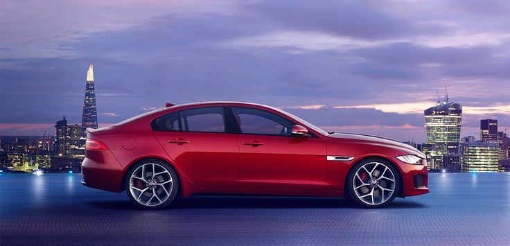 The 2017 Jaguar XE - Premium Compact Sports Sedan | Jaguar USA