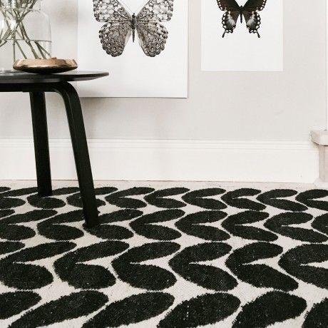 170x250 Karin Rug in Wool by Brita Sweden #MONOQI