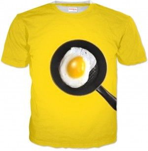 JAJKO SADZONE Koszulka Tshirt Full Print