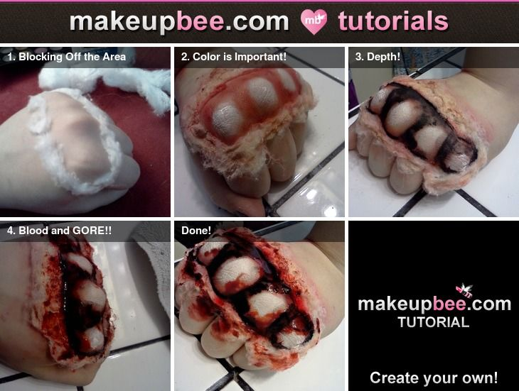 49 best makeup effect images on Pinterest   Fx makeup, Makeup ...