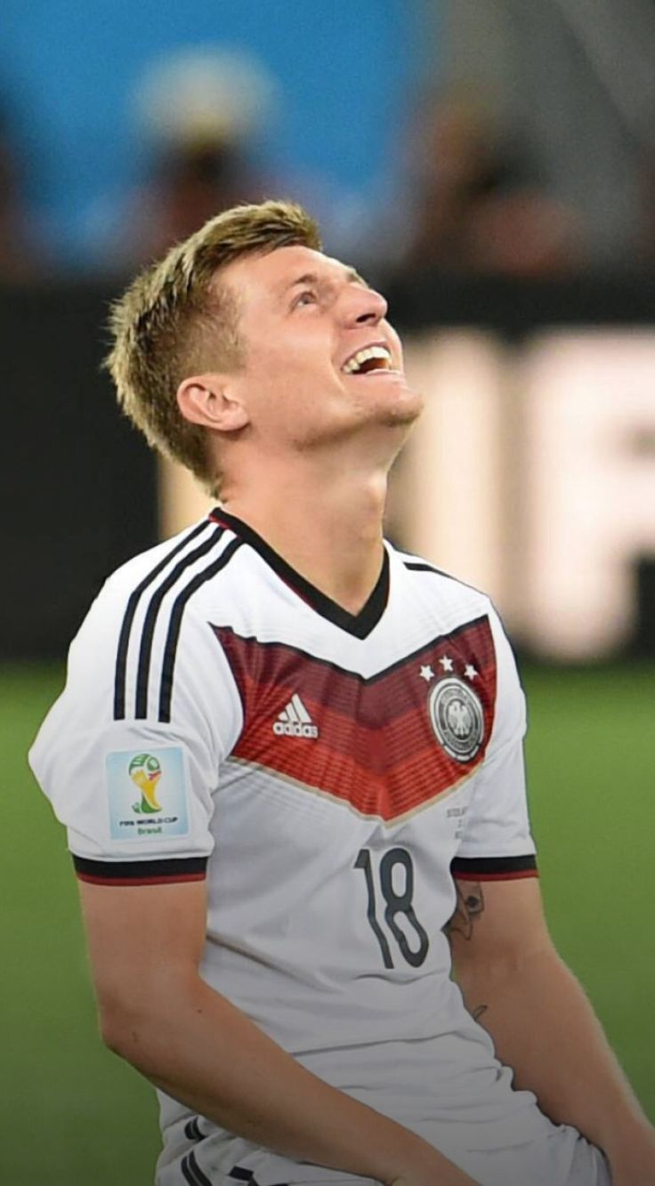 Toni Kroos #18 . A dream come true. Weltmeister 13.7.14