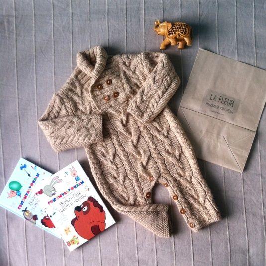 Детский комбинезон по мотивам Gap | Одежда - авторская работа на Uniqhand