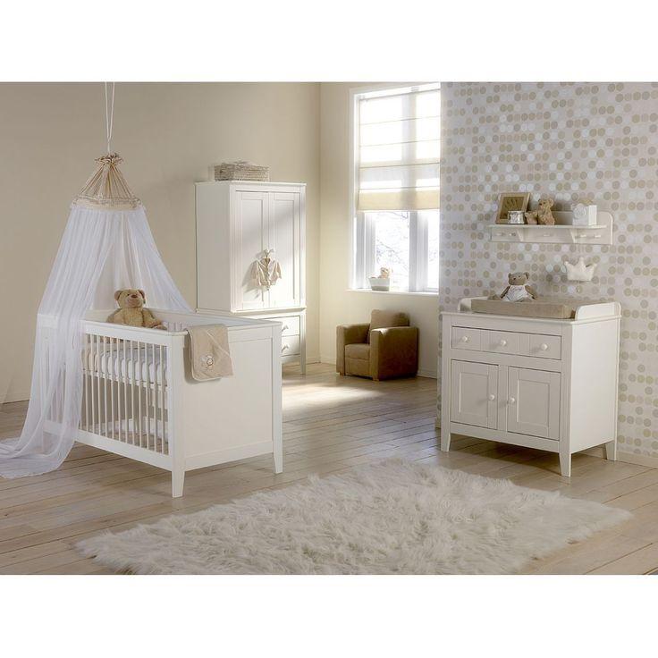 Europe Baby Montana Nursery Furniture Set