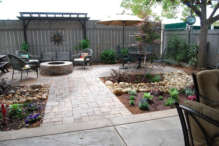 Patio Design! | Outdoor Spaces | Pinterest
