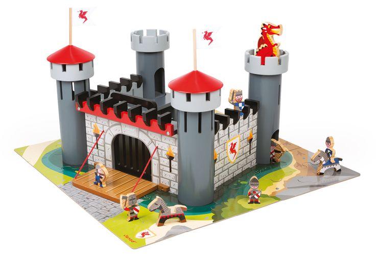 Janod Knights Castle