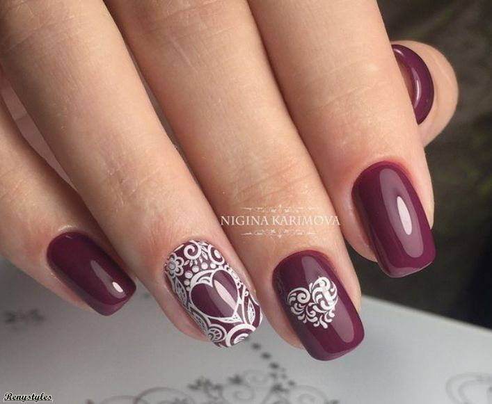 In 2017 nail colors & designs are very much in trend so here I have collected some of the best nail art for you. Check out and work on your own nails and feel beautiful. BEST NAIL POLISH FOR SEASON 2017 . Anyone can do Attach art, which is like artistic and has amusement in decorating their own fingernails or