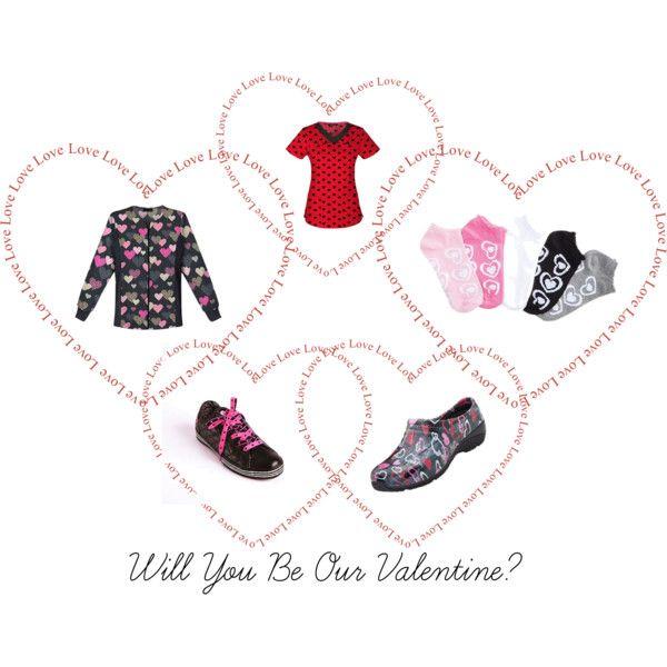 23 Best Valentines Scrubs Images On Pinterest Medical