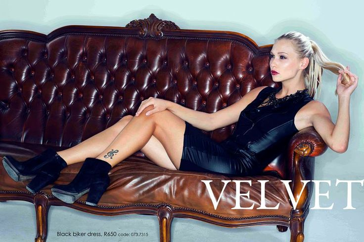 Dress by VELVET, R650 at YDE. https://www.facebook.com/photo.php?fbid=711290708893023&set=a.710707918951302.1073741836.272223432799755&type=1&theater