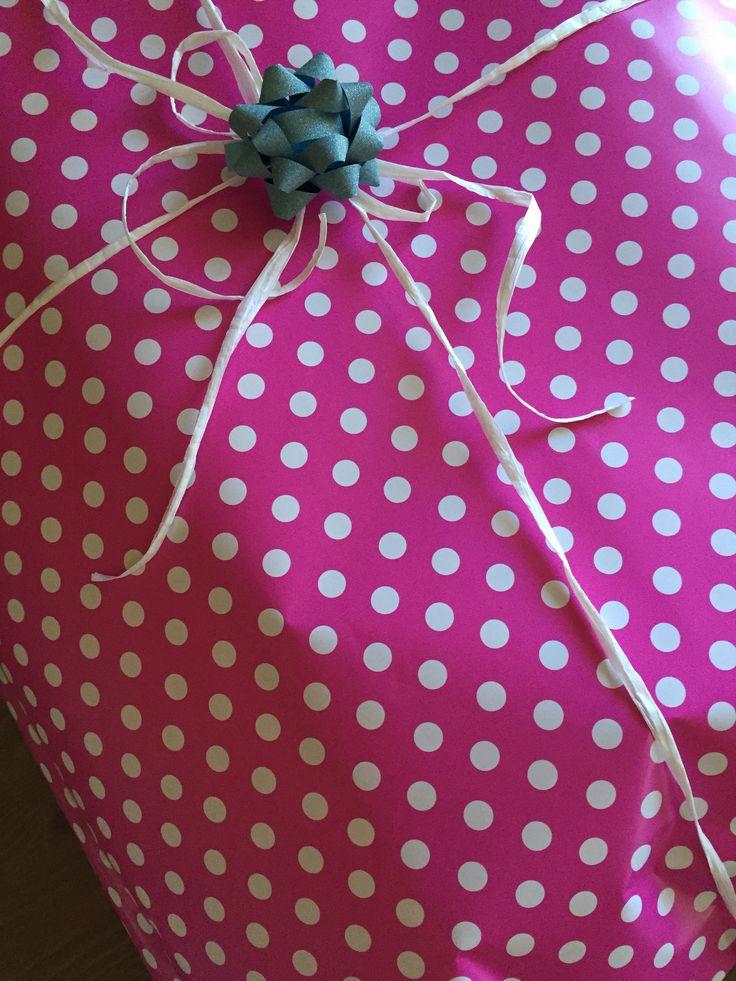 #chunkyknitstyle #giftwrap