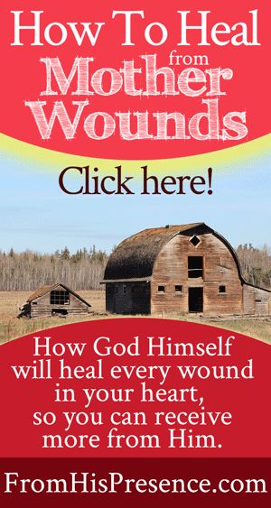 How to heal from mother wounds   inner healing   meaning of El Shaddai   How God will perform the function of a mother for you, and will heal your heart! via @jamierohrbaugh7