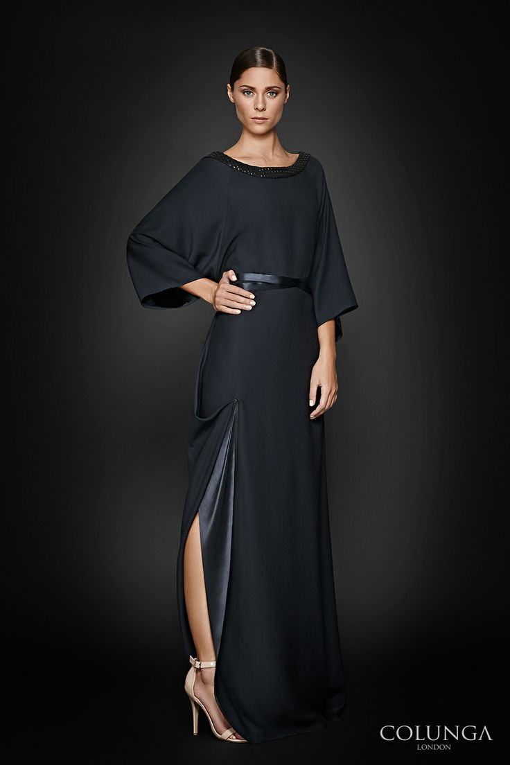 Joan de Valois. Gown of pure Italian silk satin.