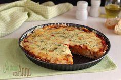 La pizza di pane è un piatto estremamente semplice da preparare,veloce,economico,nutriente,semplice e tanto gustoso e saporito...