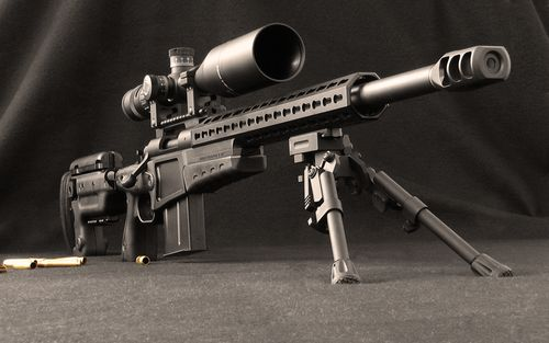 Remington 700... you don't need backup if they never know you're there.