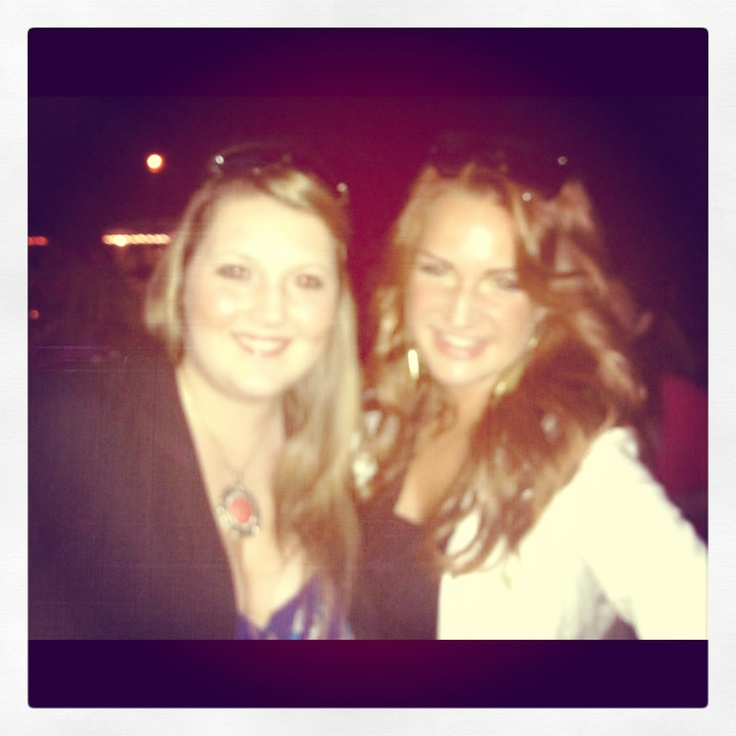 Kat and Victoria Duffield