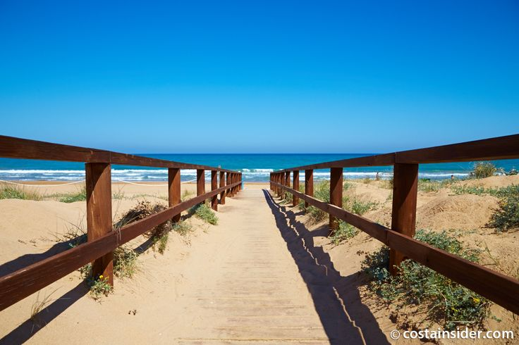 Playa de La Mata is beach in Torrevieja, Alicante, Spain. Map and Photos for La Mata and other beaches in the area are available.
