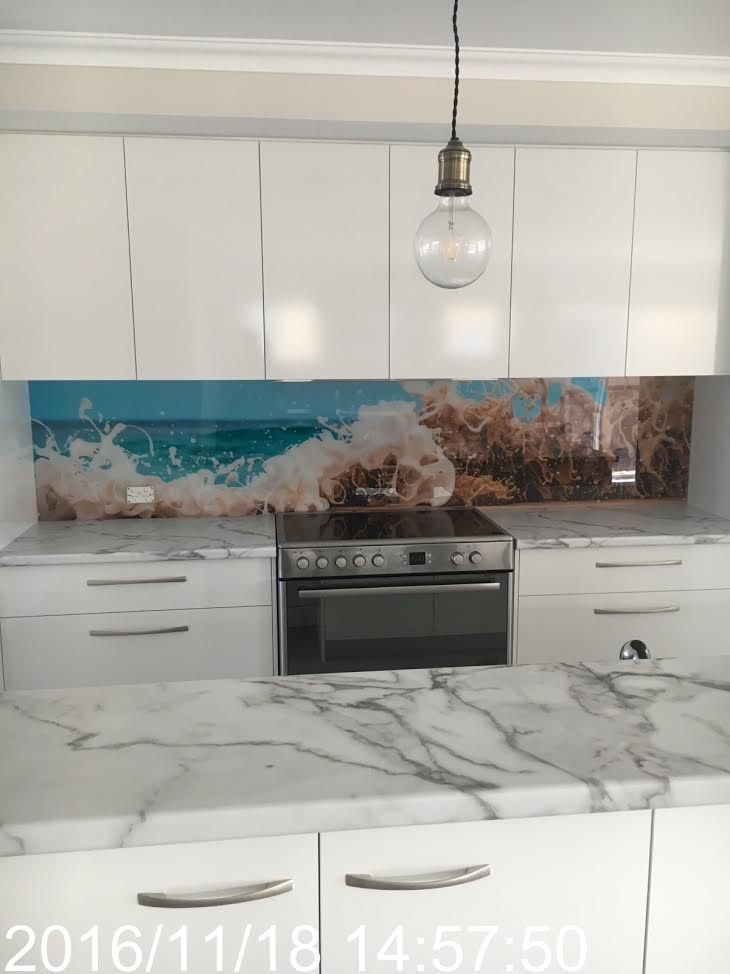 Best Acrylic Splashbacks Ideas On Pinterest Kitchen - Acrylic kitchen splashbacks