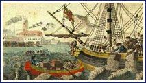 Museum Exhibits And Experience | Boston Tea Party Ships & Museum.  Videos about Rev. war events