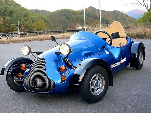 K-4 - Mitsuoka MicroCar