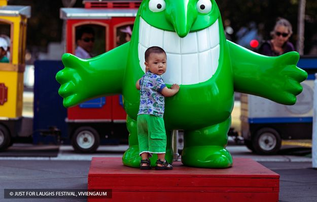 Things to Do with Babies and Toddlers in Montréal