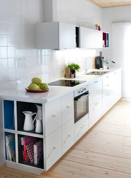 die 25 besten ideen zu ikea k che metod auf pinterest. Black Bedroom Furniture Sets. Home Design Ideas