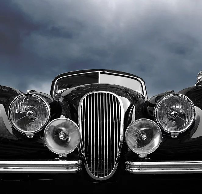 Pin by Byron Scott on Great Cars   Car front, Classic cars vintage, Classic car restoration