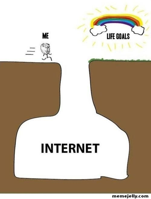 stupid internet