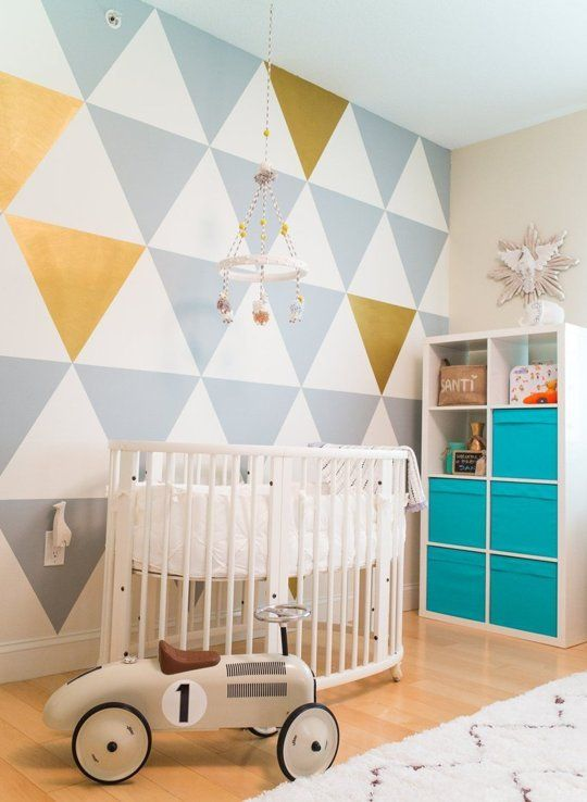 Santiago's Modern Nursery That Doubles as a Home Office — My Room   Apartment Therapy