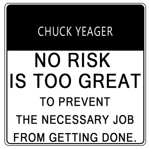 notivational workplace quotes about taking risks