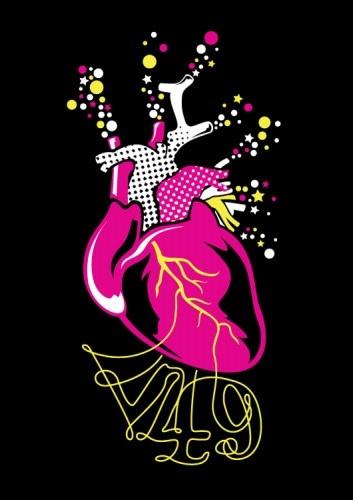 Vault 49 - Heart Design