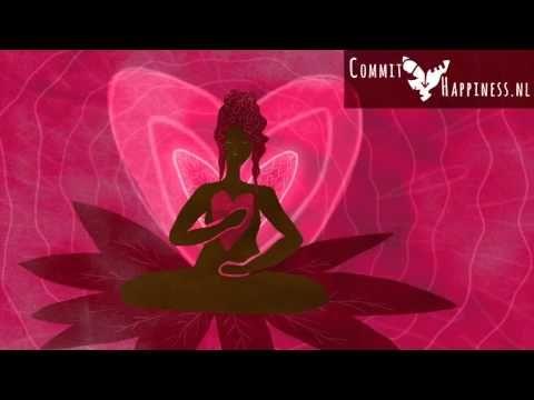 """Meditatie voor zelfliefde en acceptatie   """"Contact maken met liefde"""" - YouTube"""