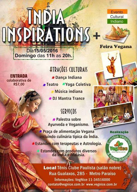 Loi Bazar GopiShop: Vem aí o lindo Festival Índia Inspirations + Feira...