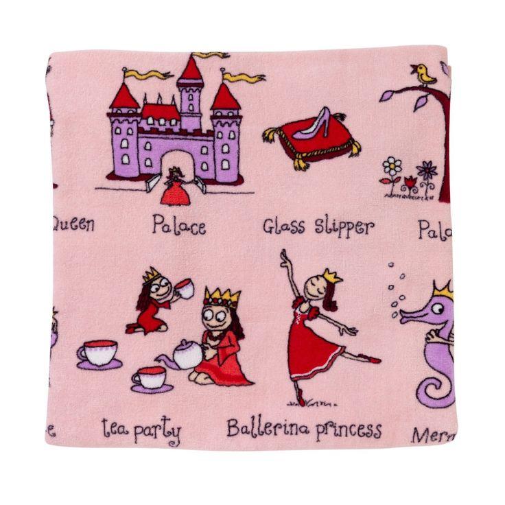 Princess towel