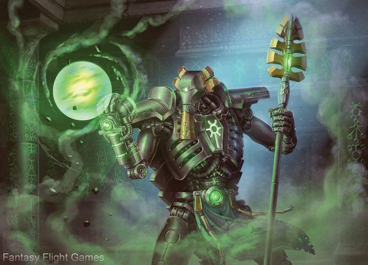 Cryptek - harbinger of eternity by Hokunin on DeviantArt