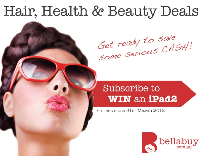 Subscribe to our weekly newsletter and go in the draw to WIN an iPad2!  http://bit.ly/qp8sbx