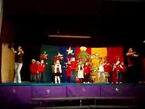 Em's Christmas Dance from the School Musical