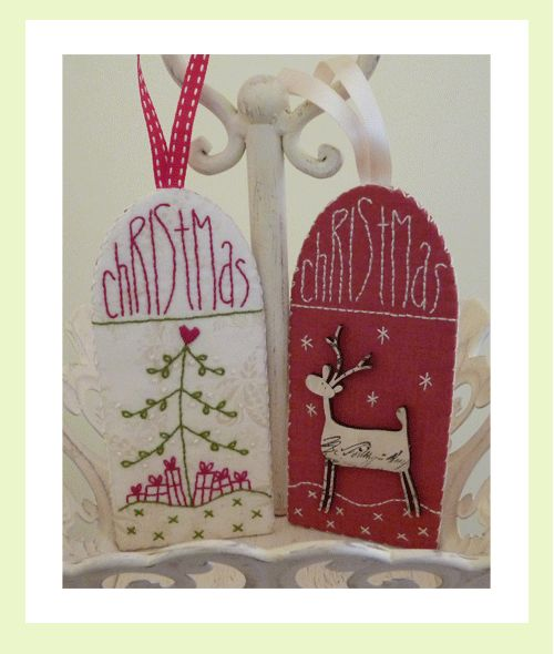 Marg Low Designs — Deer Tree