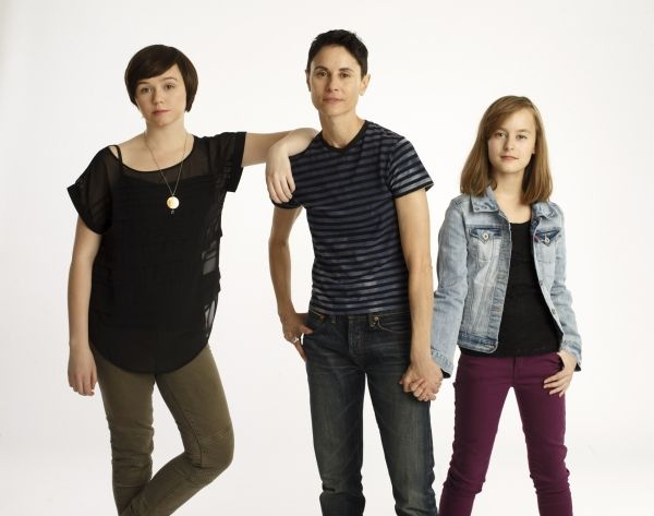 The leading ladies of FUN HOME on #Broadway!