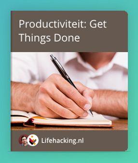 Er gebeurd veel tegenwoordig, iedereen is druk met het balanceren van zijn werk en persoonlijke leven. Echter kunnen veel dingen veel efficiënter. In deze playlist behandelen we de Getting Things Done mentaliteit van de LifeHacker. #Productivity.