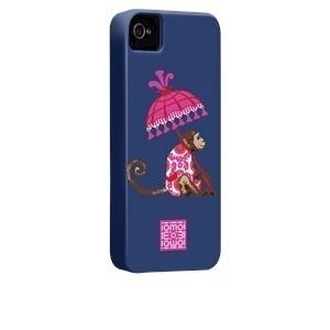 #CaseMate Monkey w/ Umbrella  by iomoi