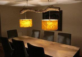 ¡Venta!!!!!!  Luz de la rama de roble viejo resistido de techo