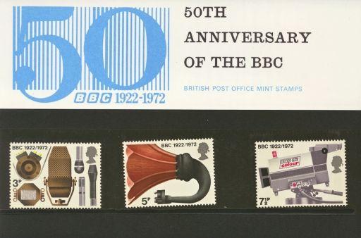 1972 BBC staff