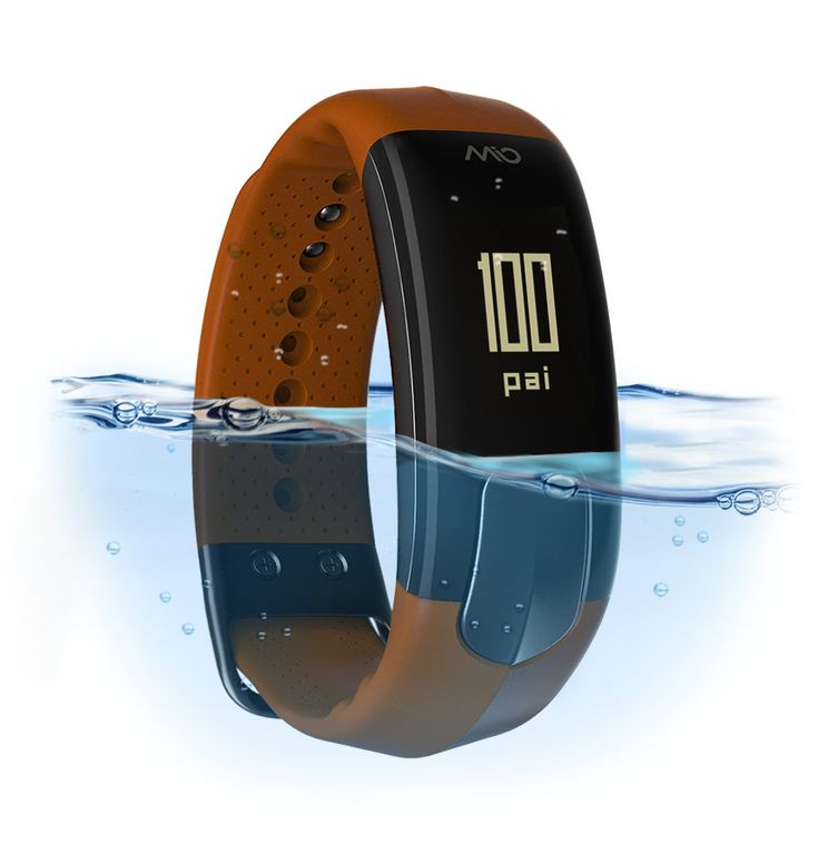 Fitness Tech News. Mio Global: Mio SLICE Heart Rate & Activity Tracker THE FIRST ACTIVITY TRACKER TO FEATURE PAI: A PERSONAL SCORE FOR STAYING HEALTHY